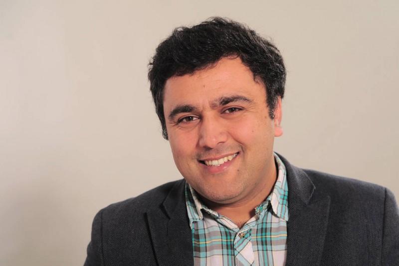 Mamad Mohamad  spricht zur Situation in Syrien im D5